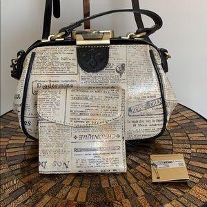 PATRICIA Nash Crossbody/handbag/Wallet bundle set